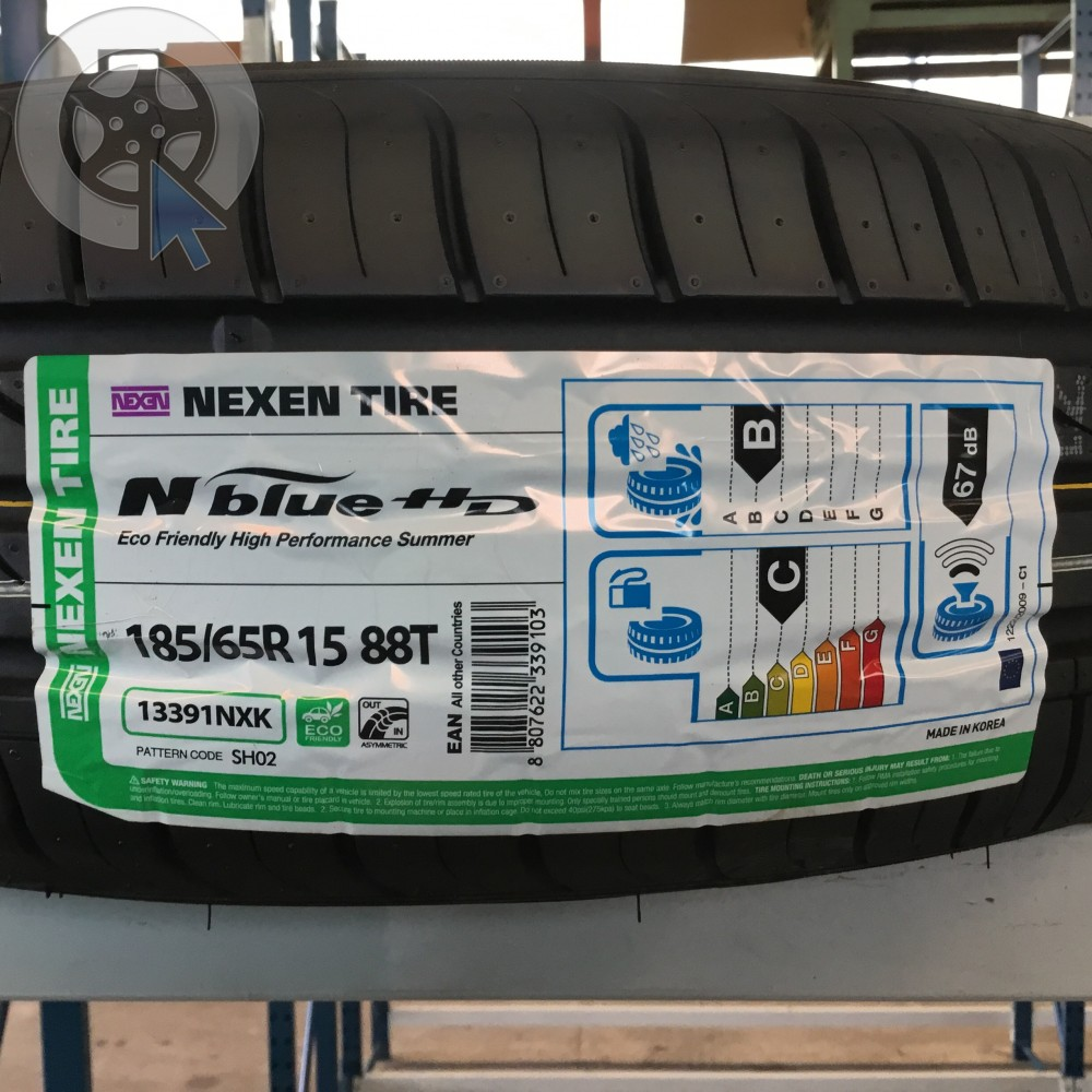 pneu occasion NEXEN Nblue HD dpt 90