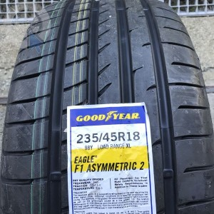 pneu occasion GOODYEAR EAGLE F1 ASYMETRIC 2 dpt 68