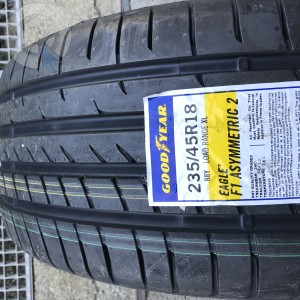 pneu occasion GOODYEAR Eagle f1 dpt 68