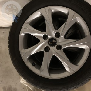 Roue occasion  0' DS DS3 pneu MICHELIN  dpt 76