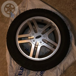 Roue occasion  0' FORD FOCUS pneu MICHELIN  dpt 57