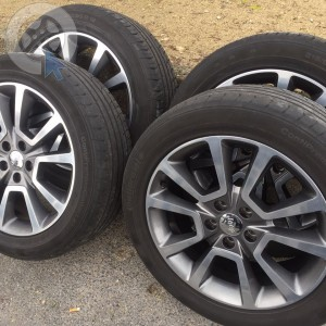 Roue occasion  0' JEEP CHEROKEE pneu CONTINENTAL  dpt 51