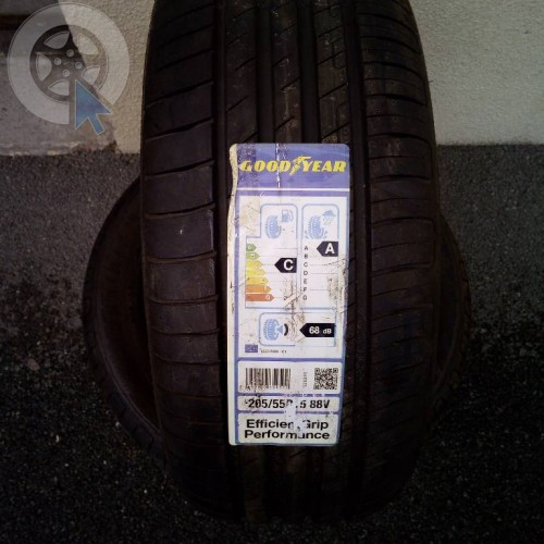 pneu occasion GOODYEAR efficient grip perf dpt 63