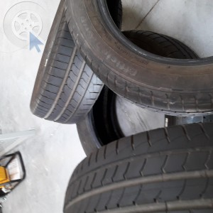 pneu occasion GOODYEAR EFFICIENT GR/P dpt 62